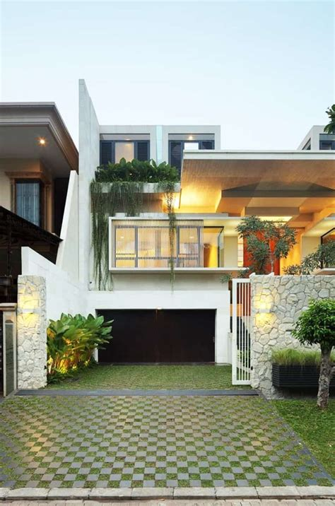 home design store jakarta modern family house static house jakarta indonesia