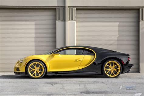 yellow bugatti chiron bugatti chiron hellbee protective film solutions