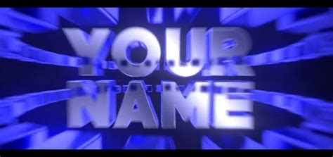 blender intro templates for long names intro template sony vegas flare transitions