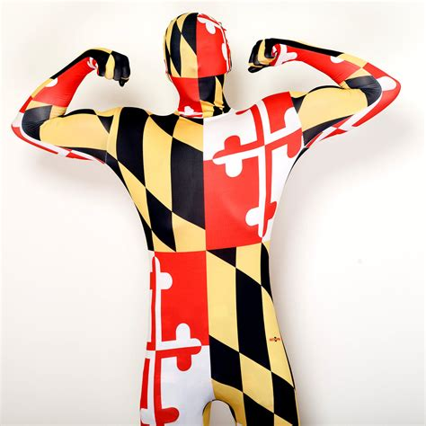 Home Decor Stores In Maryland maryland flag body suit from route one apparel epic
