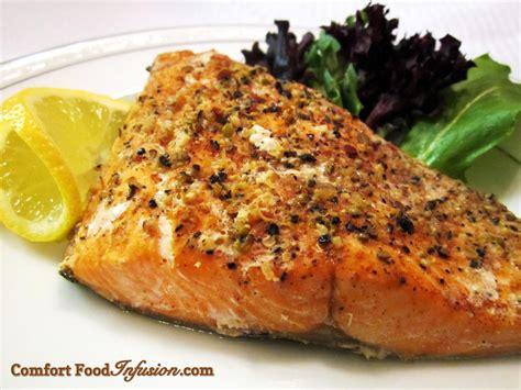 salmon food simple salmon comfort food infusion