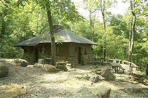 1 bedroom w spa tub cabins s den state park arkansas