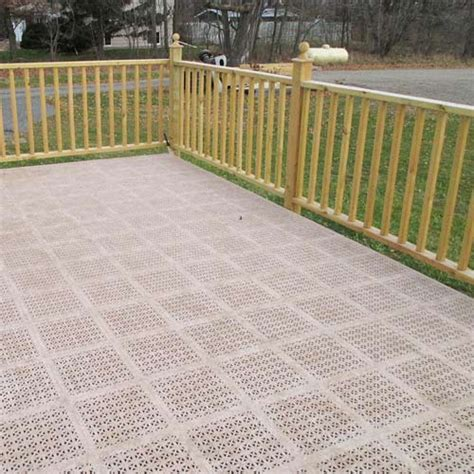 patio floor tile decking tiles outdoor pvc deck tiles staylock deck floor