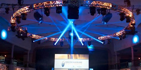 Power And Light Events by Stage Lighting Production Services Fashion Show Lighting