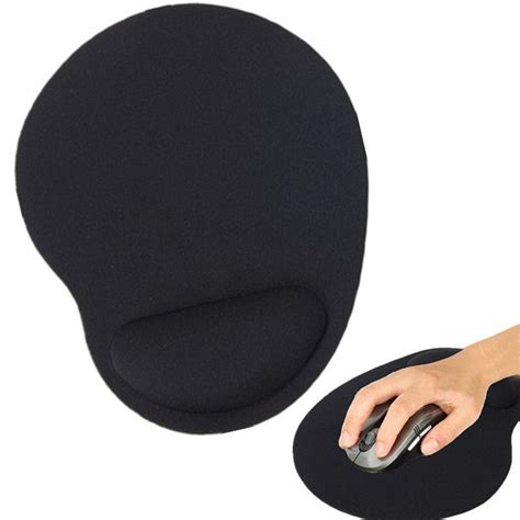 Mouse Mat With Wrist Support by Gel Mousepad Comfort Wrist Gel Rest End 5 29 2017 3 17 Pm