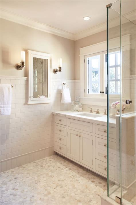 white bathroom tile paint 30 bathroom color schemes you never knew you wanted