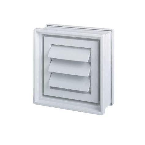pittsburgh corning 8 in x 8 in x 4 in glass block dryer