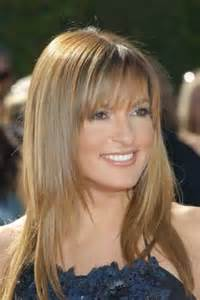to medium hairstyles with layers around the effortless and elegant long layered haircuts with bangs