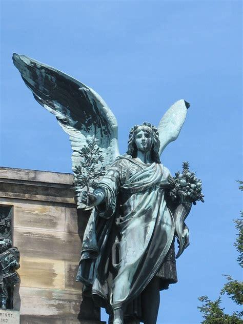 peace statue niederwalddenkmal rudesheim  rhein hesse flickr