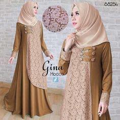 Gamis Alvina Syari baju muslim jumbo b109 alvina syar i trendy http bajumuslimbaru baju muslim jumbo b109