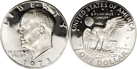 specifications eisenhower silver dollars eisenhower dollar proof silver clad values 1971 s 1978 s