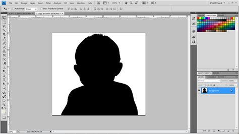 tutorial dasar photoshop 7 0 cara mudah membuat siluet dengan photoshop tutorial
