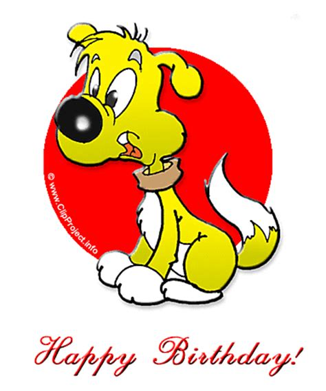 Happy Birthday Clip With Dogs Free by Clip Free Happy Birthday Clip Free