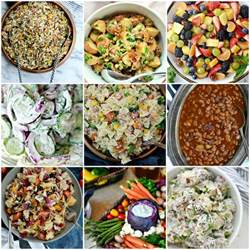 simply scratch 25 best salads and side dishes to bring to