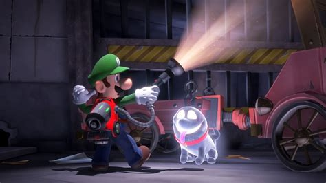 luigis mansion   demo footage direct feed