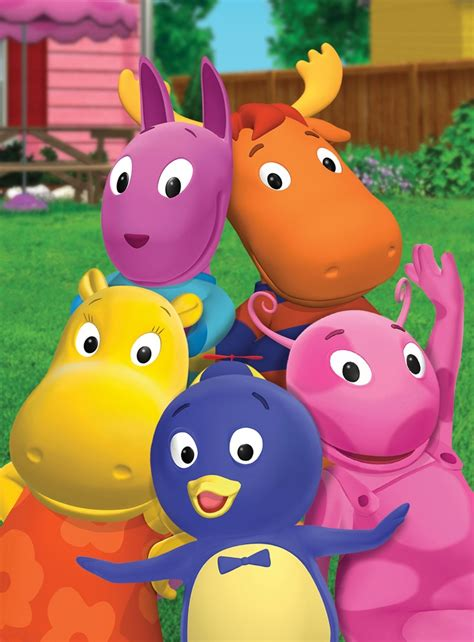 the backyard agains the backyardigans large jpb 3 back in the day