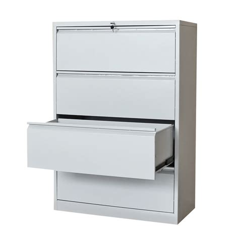 Cheap Luoyang Metal Lateral Filing 4 Drawer Cabinet Buy Cheap Lateral File Cabinets