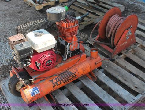 1993 american imc t55 air compressor no reserve auction on wednesday june 12 2013