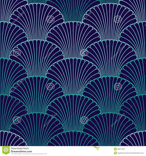 seamless pattern abstract abstract shell seamless pattern royalty free stock images