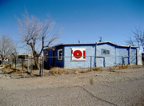 House Elevation by Living Rootless Lordsburg New Mexico Camera Love