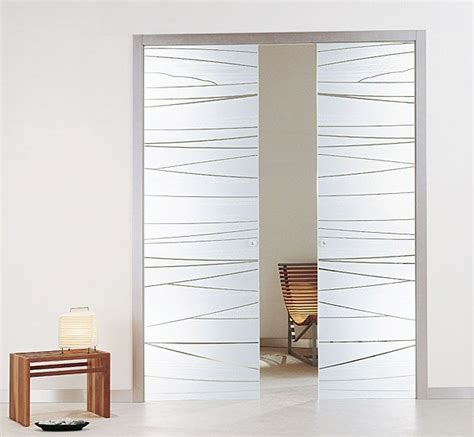 Interior Glass Pocket Doors Choosing A Frosted Glass Interior Door To Your Apartment On Freera Org Interior Exterior