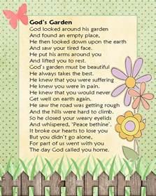 gael s crafty treasures gods garden in memory of lost