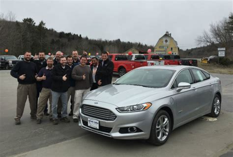 Lamoille Valley Ford by 2016 Climate Change In Vermont