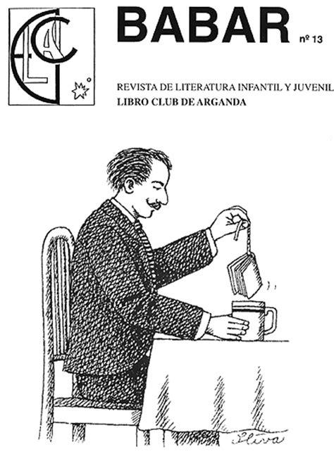 Babar : revista de literatura infantil y juvenil. Núm. 13