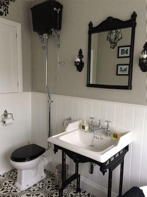 bathroom burlington high level toilet mirror classic