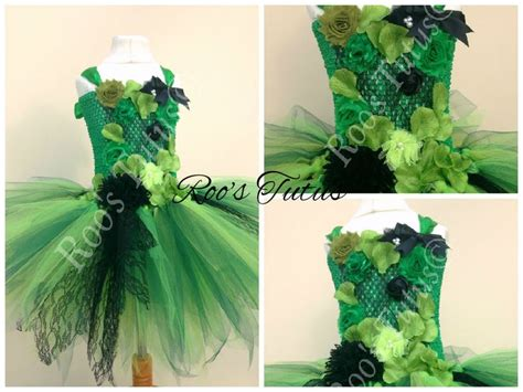 Handmade Poison Costume - 17 best ideas about tutu costumes on