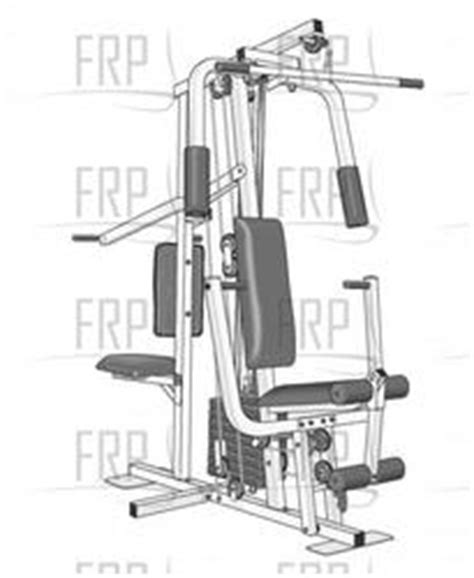 weider pro 9625 wesy9625c2 fitness and exercise