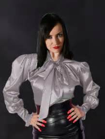 136 best images about satin blouses on blouse