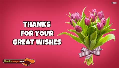 thanks for your great wishes thanksimages com