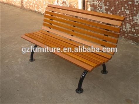 metal park bench legs wood patio benches metal park bench leg buy wood park