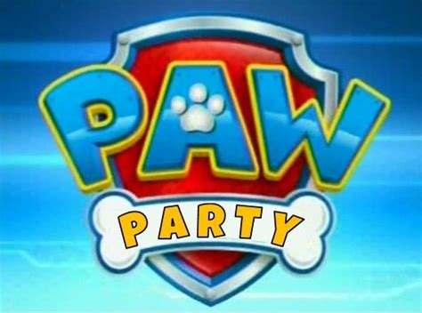 printable paw patrol party decorations 1000 images about paw patrol party on pinterest
