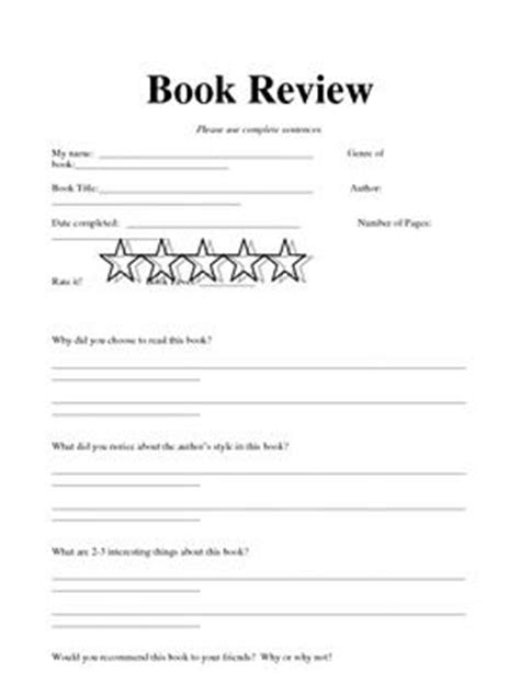Book Review Talking To By Colgan by Book Report Rubric 4th Grade Book Report 4th Grade