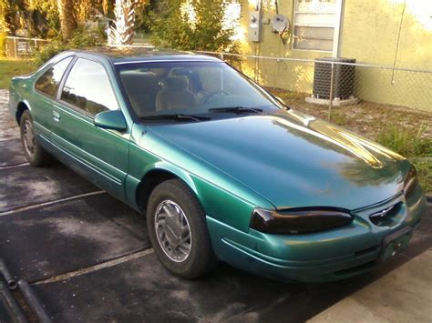 1996 Ford Thunderbird by Capecodcuda S 1996 Ford Thunderbird Lx Coupe 2d In Cocoa Fl