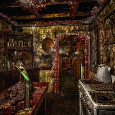 kitchen haunted house ideas pinterest haunted houses image gallery haunted kitchen