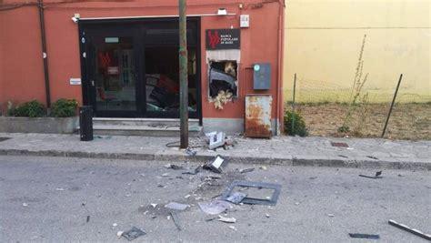 banca popolare di bari caserta assalto ai bancomat torna in azione la banda dell