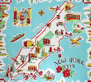 Map Of New York City Attractions by New York City Tourist Map New York City Tourist Map