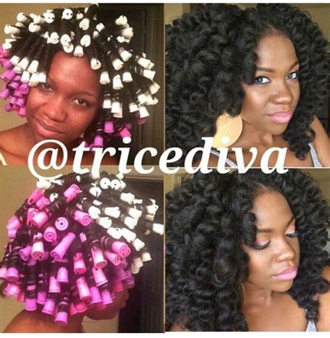 ththermal rods hairstyle lovely perm rod set http www blackhairinformation com