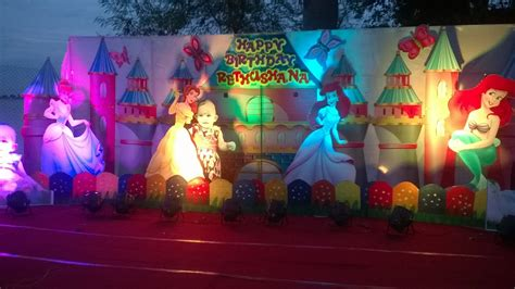 themed birthday party organisers birthday party decorations stage decorations and birthday
