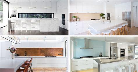 Kitchen Backsplash Material Options Kitchen Design Ideas 9 Backsplash Ideas For A White Kitchen Contemporist