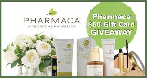 Pharmaca Gift Card - pharmaca 50 gift card giveaway
