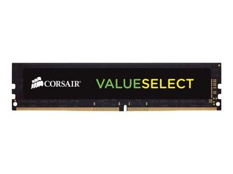 Corsair Memory 8gb 1x8gb Ddr4 Sodimm 2133mhz C15 Cmso8gx4m1a2133c15 corsair value select 8gb ddr4 2133mhz 1 20v dimm memory ebuyer