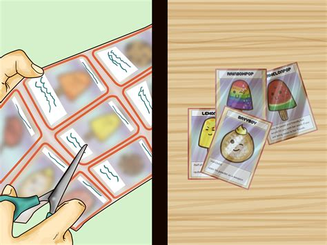 make custom trading cards 3 ways to make your own trading cards wikihow
