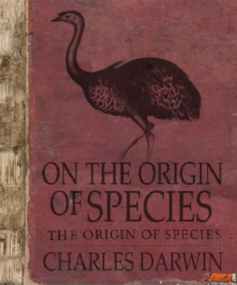 on the origin of species by means of selection or the preservation of favored races in the struggle for classic reprint books gallery on the origin of species cover