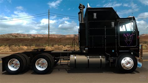kenworth k100 kenworth k100 for american truck simulator