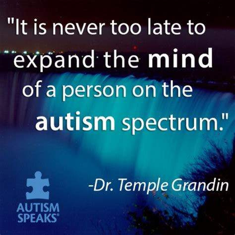 Mothers Day Quote by 12 Inspiring Temple Grandin Quotes Blog Autism Speaks