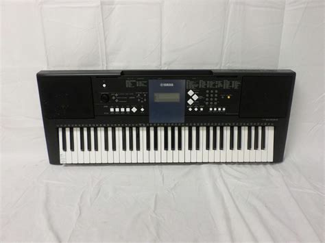 Keyboard Yamaha E333 yamaha psr e333 home keyboard car interior design